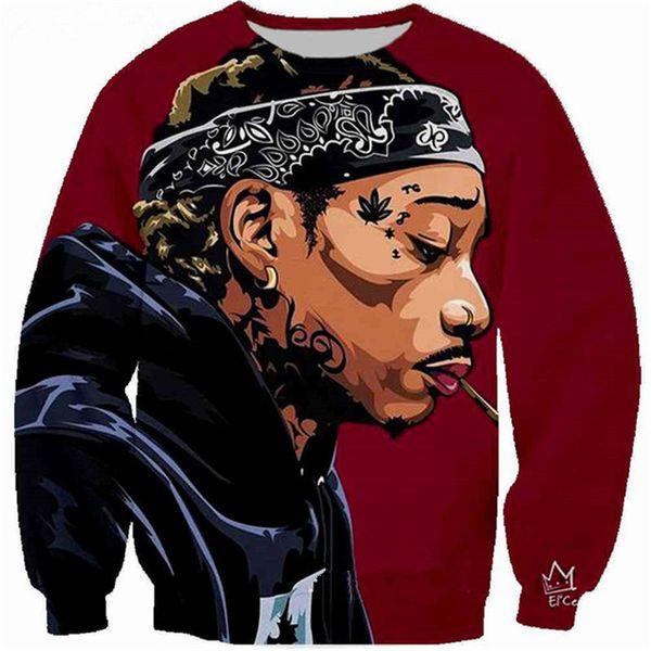 new fashion rapper drake funny 3d print sweats fashion clothing women men sweatshirt casual pullovers k121