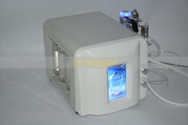 5 in 1 Hydro dermoabrasione macchina facciale macchina dermoabrasione acqua peel / spedizione gratuita