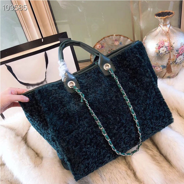 New style fashion large capacity ladies handbags brand luxury famous brand female chain shoulder bag women casual totes size: 38x30cm