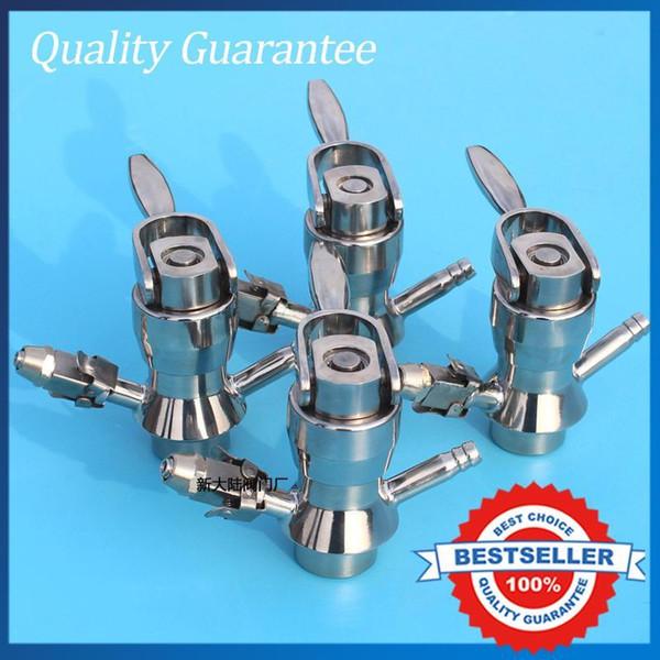 best selling Welded DN19 Sanitary Sample Valve Aseptic Full Stainless Steel Sample Valve Food Grade Valve