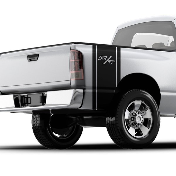 2019 For Dodge Ram R/T 1500 Hemi Truck Bed Side Vinyl Decal Sticker SRT 8  Decal Kit From Redchinatown, $10 06 | DHgate Com