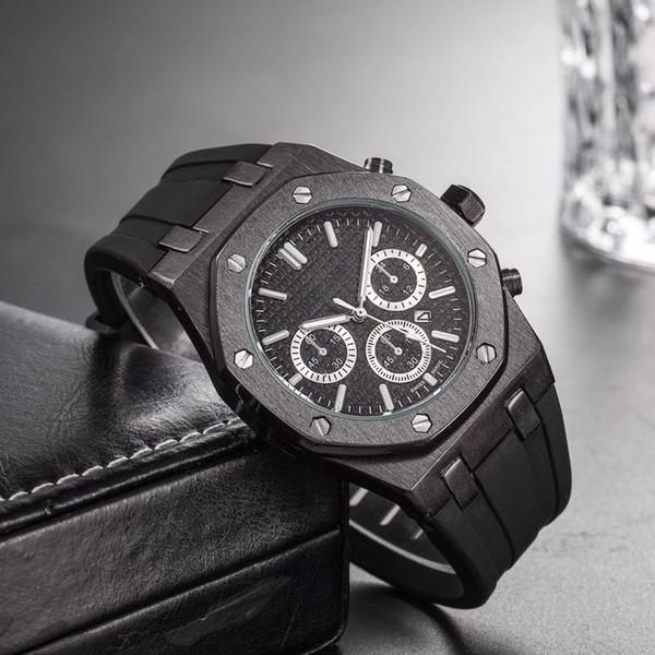 Automatikuhr Luxusmarke 40mm Armbanduhren 10 Schwarzes Uhren Top Herren Sport Edelstahl Qualität Großhandel Taucher Zifferblatt Und NPw08nOkX