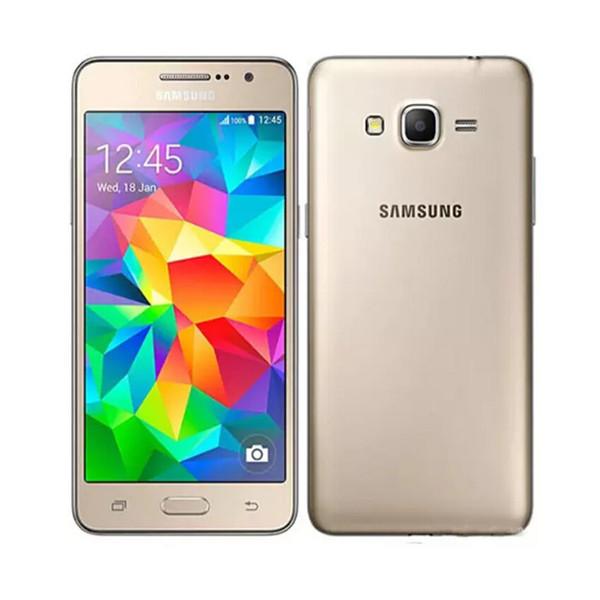 Refurbished Original Samsung Galaxy Grand Prime G531H Quad core Dual Sim Andriod 5.1 3G WCDMA 5Inch TouchScreen Cell Phone smartphone