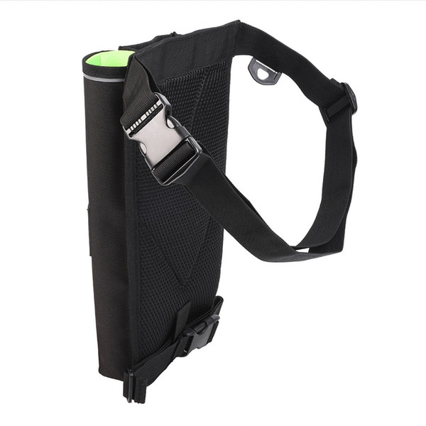 Outdoor Oxford cloth Fabric Fishing Lure Rod Storage Bag Multi-Purpose Tactical Thigh Leg Waist Hip Pack Fishing Tackle Tools