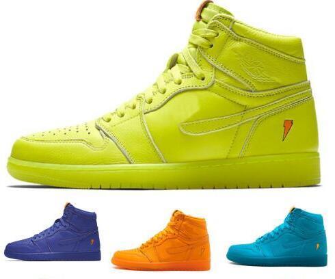 huge selection of d7661 43b75 Hot 1 Gatorade Basketball Shoes Men Mens Purple Hi BHM OG Line 1s I Mike  UNC High Skateboard Sport Brad Homme Shoe Cheap Basketball Shoe Men Shoes  ...