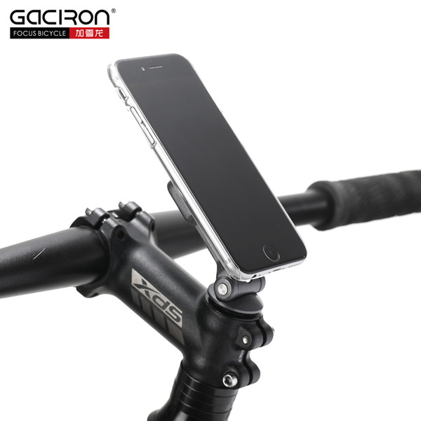 Gaciron Universal Mobile Phone Holder Bicycle Accessories Phone Stand Bike Cycling Handlebar Mount Holder For iPhone 6 6s 7 plus