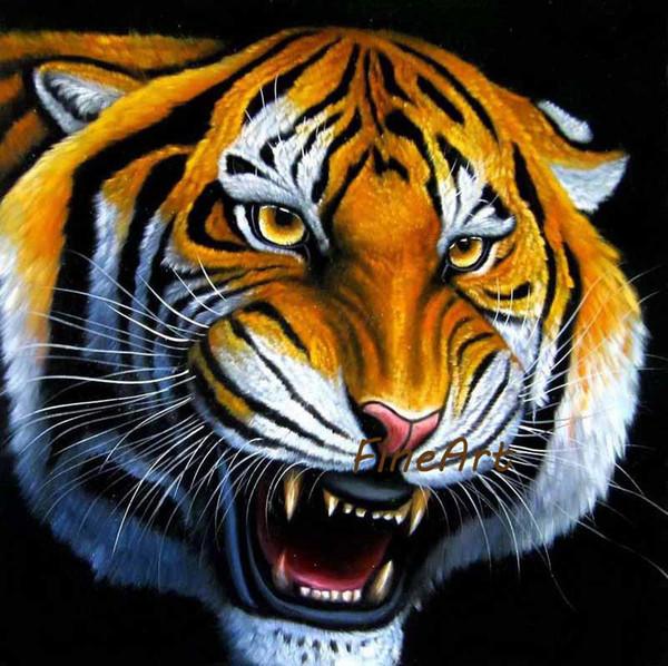 Fine Art Face Painting Animal