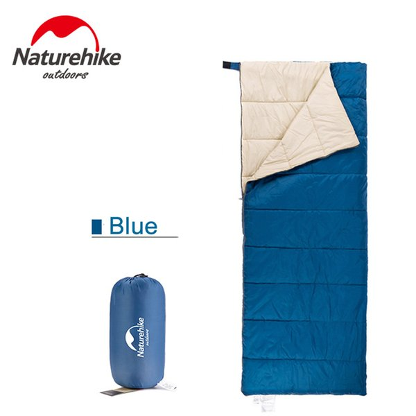 Naturehike Outdoor Camping Sleeping Bag Ultralight Sleeping Bag Envelope Picnic Gear NH15A150-D