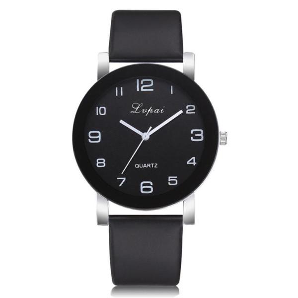quartz watch women watches Casual Quartz Glass Leather Band Watch Analog Wrist for women
