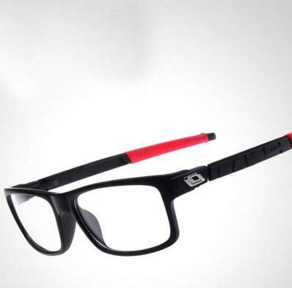 Fashion Sports Safe Explosion-proof Plain Mirror Women Men Fashion Outdoor Eye Glasses Radiation protection computer eyewear