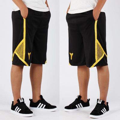 best selling 2018 summer Kobe Sports Basketball Shorts sports leisure five pants knee knee pants