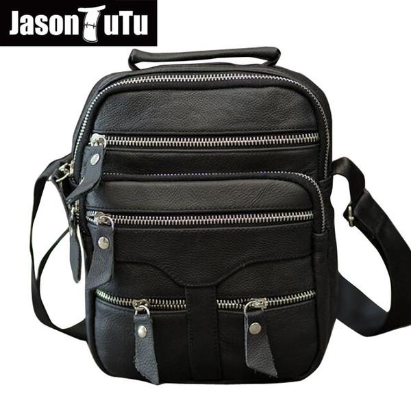 c34de99fdeb1 Акции сумка мужская сумка сумка Realer Натуральная кожа сумка для мужчин  Повседневная сумка через плечо Crossbody