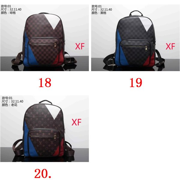 d297e74699f Hot Sell !!! New Style Shoulder Bags Backpack Style Bags 4 Style For ...
