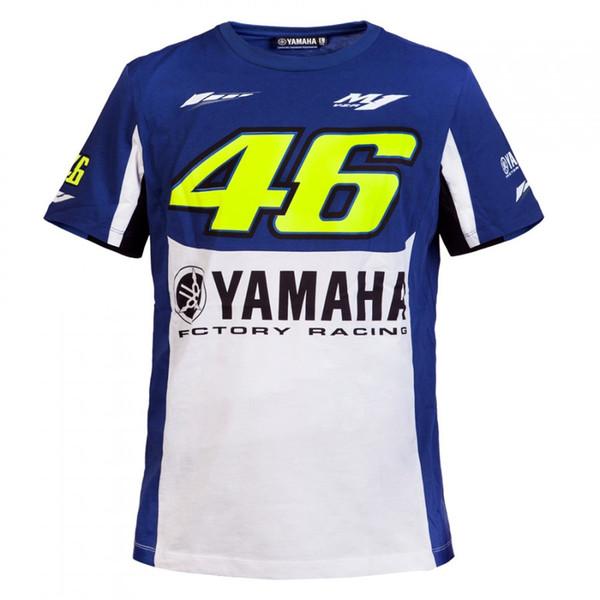 top popular New M1 Factory Racing Team Moto GP for Yamaha T-shirt 2019