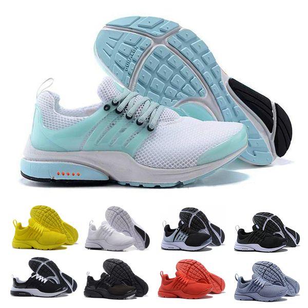 professional sale performance sportswear timeless design Acheter Nike Air Presto Nouveau Designer Mens Prestos Chaussure De ...