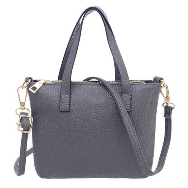 ARESLAND 2017 Mini Women Handbag Tote Shoulder Bag Korean Style Small Ladies Crossbody Messenger Bag For Girls - Random Logo