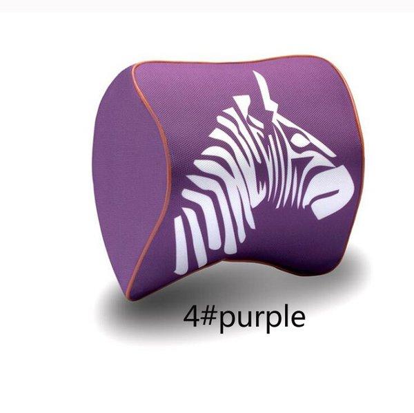 4 # violet