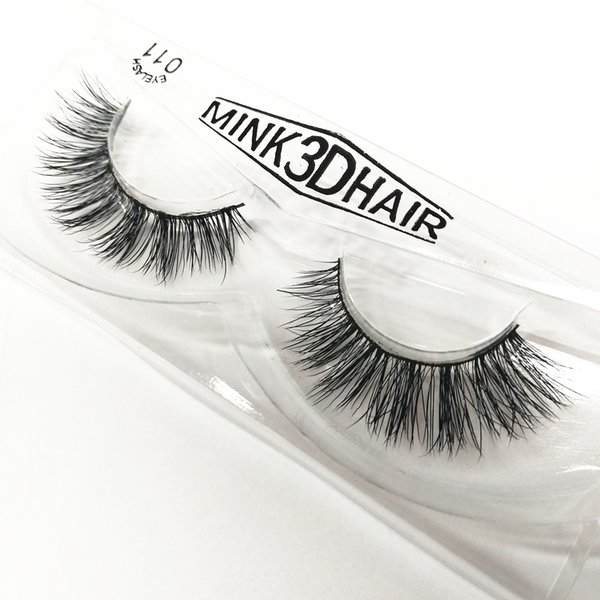 seashine Excellent quality popular 3d mink fur eyelashes accept private label and packaging false eyelashes free shipping