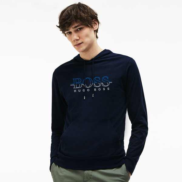 Mnes Pullover Sweater Fashion Long Sleeve Clothing Hot Sale Designer Hoodies for Men Cotton Blend Casual Sport 5 Color S-3XL Size
