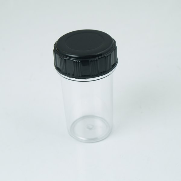 Boîte de lentille Flacons de boîte d'objectif - pour étuis de protection d'objectif pour microscope à filetage RMS