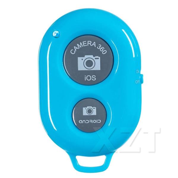 Bluetooth Wireless Remote Auslöser Kamera Telefon Einbeinstativ Selfie Stick Auslöser Selbstauslöser Timer Fernbedienung für IOS Android