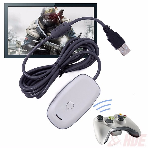 USB PC Wireless Controller Gaming Receiver Adapter For Microsoft for Xbox360 XBOX 360 Controller Receiver Windows XP/7/8/10