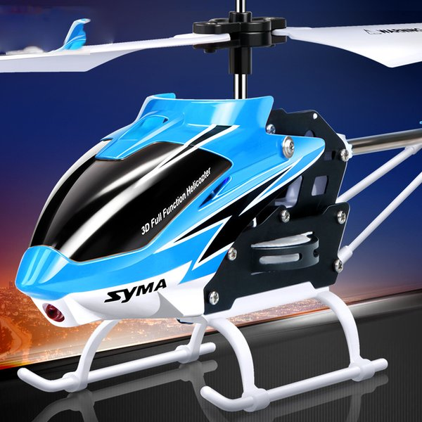 S5-N 3CH Mini RC Helicopter Built in Gyroscope Indoor Toy for Kids