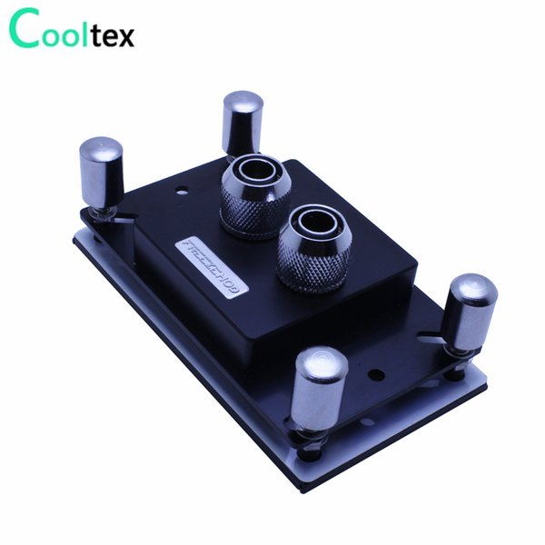 2017 new Water cooling Waterblock CPU water block radiator cooler for computer CPU AMD AM2/AM2+/AM3/AM3+/940