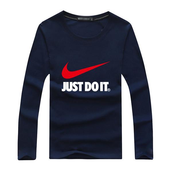 Sonbahar Marka Tasarımcısı T Shirt Erkekler Büyük leopar basketbol T Shirt Erkek Giyim uzun Kollu Ince Kazak Hoodie Tshirt erkekler Tops