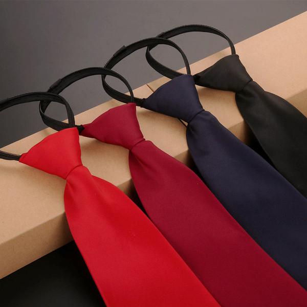 6styles stilvolle männer reine farbe hochzeit professionelle wolle anzug paisley print silk männer tragen reißverschlüsse krawatte