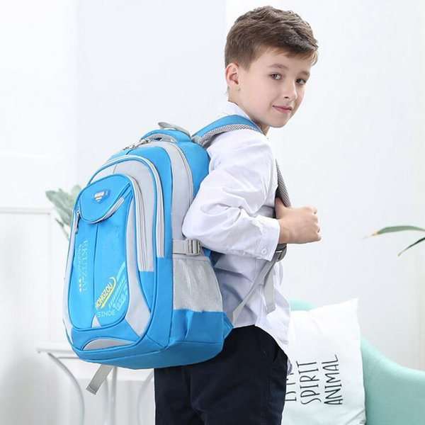 Image result for Kid with a big backpack