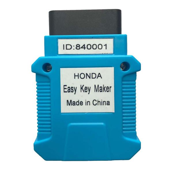 Oto Anahtar Programcı Honda / Acura Için Çalışmak OBDII-16 Soket Ile 1999 Yılında 2018 Araba Anahtarı Programlama Aracı