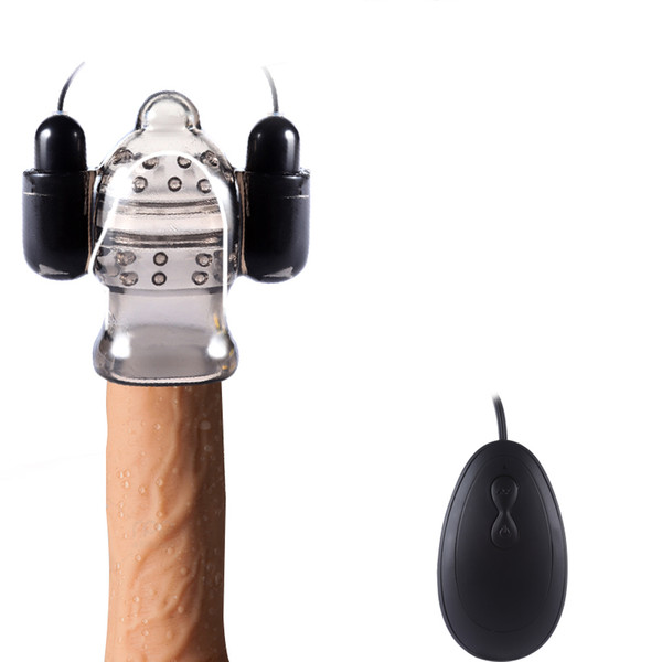 best selling Penis Trainer Extender Vibrator for Men Masturbation Climax Delay Training Bullet Vibrating Egg for Women Sex Toys for Male Erotic Toys