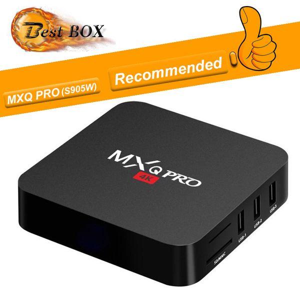 TX3 MINI X96 MINI Smart TV Media Player Android 7.1 TV Boxes 4K Genuine Amlogic S905W MXQ PRO 4K 1GB/8GB WiFi Internet Google play box