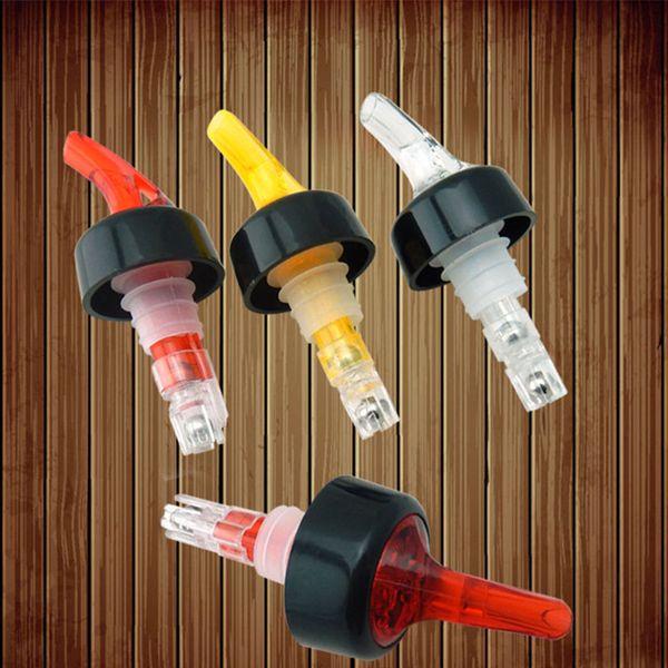 Quick Shot Spirit Measure Measuring Wine Pourer Drinks Wine Cocktail Dispenser Home Bar Tools Bottle Spout Stopper WX9-878