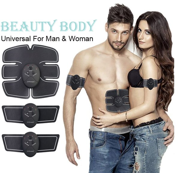 Multifunction ems trainer Health Abdominal machine electric muscle stimulator ABS Trainer fitness/Fat burning massager / Muscle Trainer