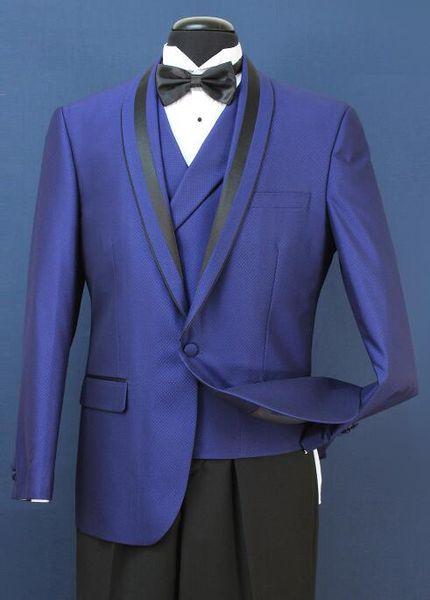 azul francês