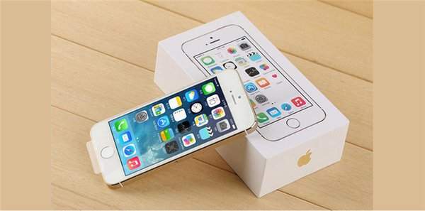 Original 4 0inch Iphone 5s IOS 11 System Apple IPhone5S A7 16G/Unlocked  Apple IPhone 5S 16GB / 32GB / 64GB ROM IOS Phone White Black Gold GP Cheap