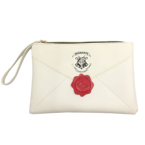 New Pencil Bag PU Leather Zipper Poucht Students Pen Pencil Document Holder Woman Cosmetic Bags Mini Purse 22*15cm