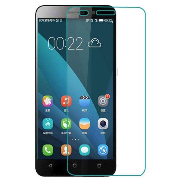 For Huawei Ascend 8817L/G620 Screen Protector HD Clear anti-oil Anti-Scratch 2.5D 9H Tempered Glass Flim for Huawei Ascend 3X/G750 G6