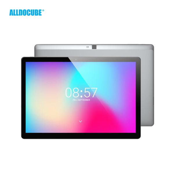 ALLDOCUBE Power M3 10.1 Inch 4G Phone Call Tablets PC 1920*1200 IPS 2GB RAM 32GB ROM Android 7.0 MT6753 Octa Core 8000 mAh GPS