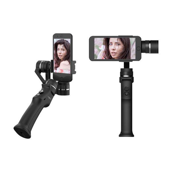 Beyondsky Eyemind Elektronischer intelligenter Stabilisator 3-Achsen-Gyro-Handheld-Gimbal-Stabilisator für Handykamera Anti-Shake-Videokamera von dhl