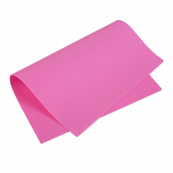 Silicone Dining Table Placemat Kitchen Pads Tableware Pad Baking Coaster Coffee Place Mat Kitchen Tool