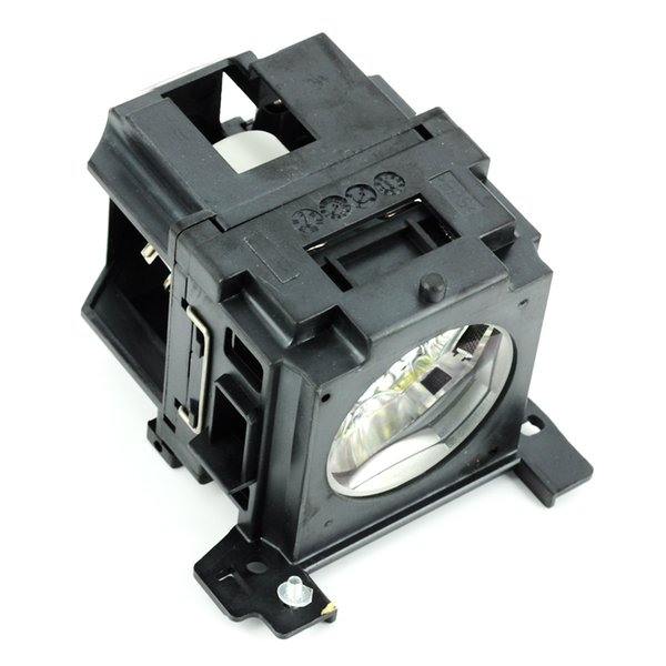 Wishubuy Quality DT00731 Projector Replacement Lamp with HOusing for HITACHI CP-S240 / S245 / X250 / X255/ ED-S8240 /X8250 Fast Shipping