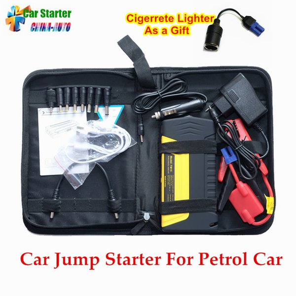 Car Jump Starter Portable Starting Device Power Bank Mobile 600A Car Charger For Battery Petrol Buster