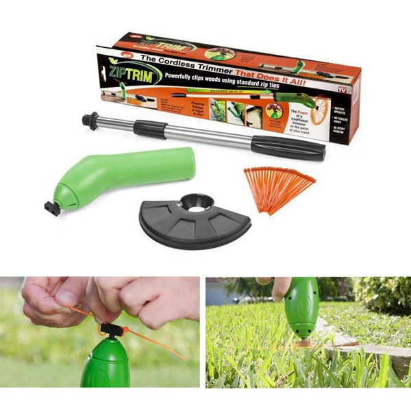 Portable Cordless Trimmer Grass Trimmer Trimmer Garden Decoration Tool