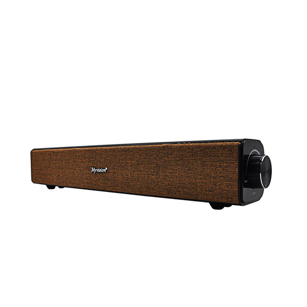 My vision 20W portable Bluetooth Outdoor HIFI Subwoofer Speaker Big Power Amplifier Soundbar Stereo Sound Box with Super Bass Microphone AUX