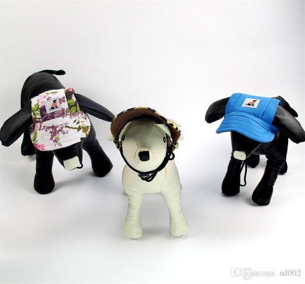 Бардиан домашнее животное остроконечная шляпа комфорт малых средних собак солнцезащитный крем крышка ультрафиолетовое доказательство Fit Собака на открытом воздухе Бейсбол Шапо 9bn2 ff