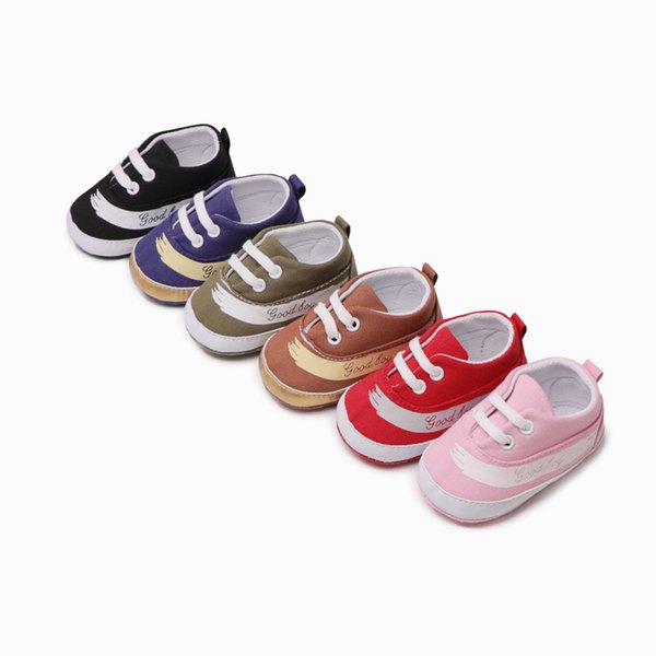 Babies Shoes for Baby Girl Canvas Shoes Casual First Walkers Toddler Sneakers Newborn Baby Mocassins Prewalker