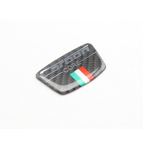 2pcs Best Sell Car Styling Italian Flag B column door decoration body sticker For Fiat Alfa Romeo 159 147 156 Abarth Accessories